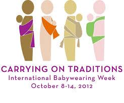 Semana Internacional del Porteo 2012: Porteando con Tradición