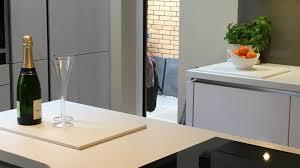 modern german kitchen with corian worktops u0026 british design