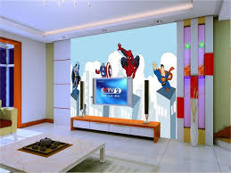 Custom Kids Room by Online Get Cheap Spiderman Wallpapers Aliexpress Com Alibaba Group
