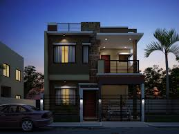 small double storey house plans modern best house design small