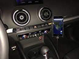 audi a3 how to use siri while iphone is connected to the mmi