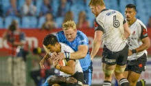 Unflattering      Bulls and Sharks taint round   of Super Rugby News