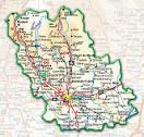 Harta Prahova harta rutiera a Prahova harti on line harta ...