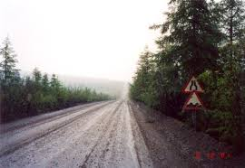 R504 Kolyma Highway