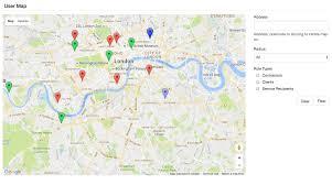 Lat Long Map Cleaning Companies Timecruncher