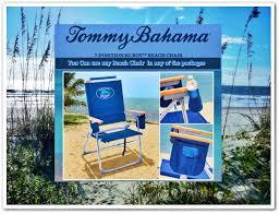 Tommy Bahamas Chairs A Good One Tommy Bahama 7 Position Hi Boy Beach Chair U2013 North