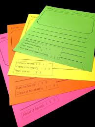 Differentiated Writing Paper with Rubrics   Playdough To Plato Playdough To Plato To get my differentiated writing papers ready  I printed each rubric    level    out on a different color of Astrobrights paper to make it easy for kids to find