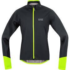 fluorescent bike jacket wiggle gore bike wear power gore tex active jacket cycling