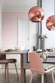 Home Decor Trends 2016 Pinterest by Dusky Pink Decor Rose Quartz Copper Rose Gold Living Room