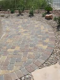 How To Seal A Paver Patio by Pavers Las Vegas Parsons Rocks