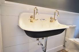 stylish design trough bathroom sink trough sinks design trough