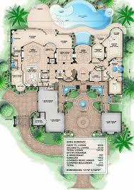 mediterranean mansion floor plans mediterranean mansion floor
