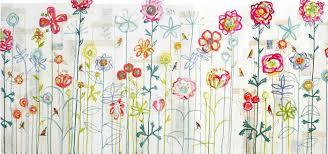 Kirsten Jones - French Flower Garden - french