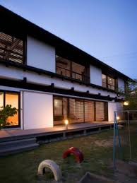 Traditional Japanese Home Decor Traditional Japanese House Decor With Wooden Architecture