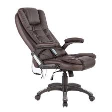 Brown Leather Task Chair Office Massage Chair Cryomats Org Throughout Rocket Potential
