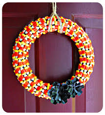 halloween crafts with candy 20 diy halloween wreath tutorials the 36th avenue