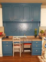 Kitchen Cabinets Inside Interior Blue Painted Kitchen Cabinets Inside Marvelous Top Blue