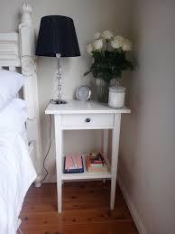 Small Lamp Table Hemnes Nightstand White Stain Hemnes Fern And Shelves