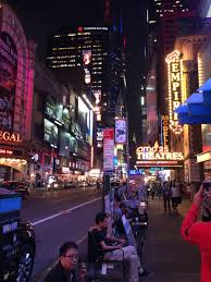 hanging out on 42nd street in nyc on a saturday night u2013 mal milligan