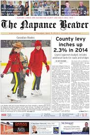 napanee beaver apr 3 2014 by the napanee beaver issuu