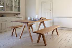 L Shaped Bench Kitchen Table by Wooden Kitchen Tables With Benches Roselawnlutheran