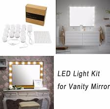 aliexpress com buy hollywood diy vanity lights strip kit for