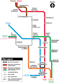 Chicago Line Map by The Transit Map Thread Page 8 General Design Chris Creamer U0027s