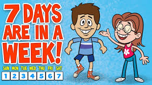 days of the week song 7 days of the week children u0027s songs by
