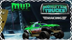 racing monster trucks monster trucks racing mvp truck gameplay video ios android
