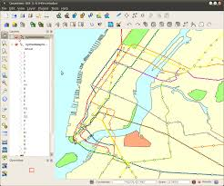 Subway Nyc Map by Gothos Blog Archive Nyc Subway And Transit Gis Layers