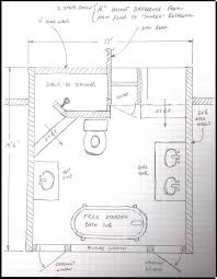 Hgtv Smart Home 2013 Floor Plan Possible Bathroom Layoutallow Width Of More Than 7 Ft And One