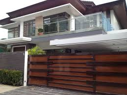 Zen Home Design Philippines House Fence Design Philippines Trend Collection And Latest Paint