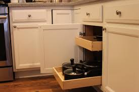 Kitchen Cabinets With Pull Out Shelves by Our Kitchen Remodels Rose Construction