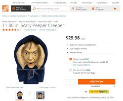 black friday home depot music lights home depot removes peeping tom halloween decoration time com