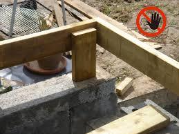 terasse en palette les pièges de la construction d u0027une terrasse en bois blog