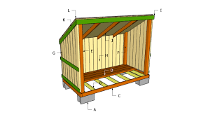 Diy Garden Shed Plans Free by Storage Shed Plan My Shed Building Plans
