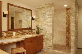 home design natural stone bathroom designs nice ideas and pictures