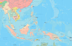 Bangkok Location In World Map by Southeast Asia Map Indonesia Malaysia Philippines Thailand