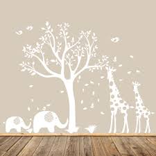 Tree Decal For Nursery Wall by Modern Wall Decalsnursery Decalschildren U0027s Wall By Appleandoliver