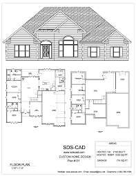 this blueprint shows the interior and the exterior of a home this