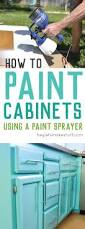 Professional Spray Painting Kitchen Cabinets Best 10 Spray Paint Kitchen Cabinets Ideas On Pinterest Spray