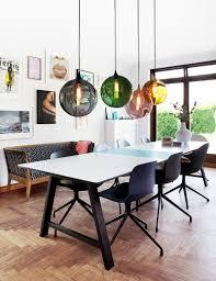 modern dining room lighting ideas beautiful modern dining room