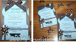 baby shower decorations boy brown blue archives baby shower diy