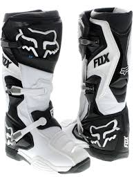 motocross boot straps fox white comp 8 mx boot fox freestylextreme moto gear