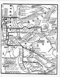 Brooklyn New York Map by Www Nycsubway Org Historical Maps