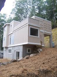 shipping container homes high country green boxes dwellbox