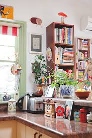 Apartment Therapy Kitchen by House Tour Eclectic Maximalism In Melbourne Maximalism