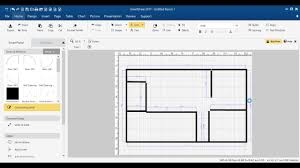 how to draw floor plan of 3bhk with in small area in online youtube