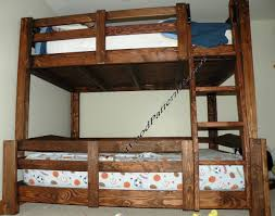 Plans For Bunk Bed With Steps by Amazon Com Bunk Bed Paper Plans So Easy Beginners Look Like