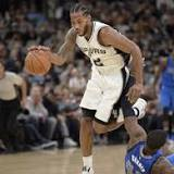 Spurs build streak at Mavericks' expense